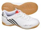 Tênis Masc Infantil Adidas f5 G25511 Branco/preto