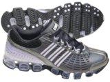 Tênis Feminino Adidas Microbounce G05034 Grafite/roxo