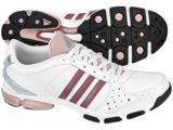 Tênis Feminino Adidas Core G03524 Branco/rosa