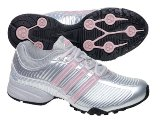 Tênis Feminino Adidas Bump w G25575 Prata/rosa
