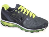 Tênis Masculino Nike Air Max 386368-004 Grafite/verde