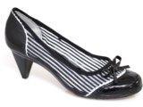 Sapato Feminino Moleca 5110100 Multi Preta