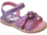 Sandália Fem Infantil Grendene Hello Kitty 20738 Lilas/rosa
