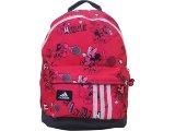 Mochila Uni Infantil Adidas V42754 Disney Cereja