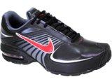 Tênis Masculino Nike Max Torch vi  395925-003 Preto/vermelho