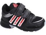 Tênis Masc Infantil Adidas Hyperrun G00701 Preto/vermelho