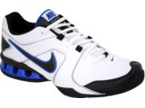 Tênis Masculino Nike Reax 415348-106 Branco/preto