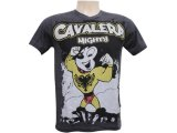 Camiseta Masculina Cavalera Clothing 01.01.5859 Preto