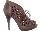 Open  Feminino Dakota 2678 Brown