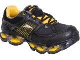 Tênis Masc Infantil Klin 670.012 Preto/amarelo