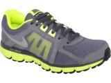 Tênis Masculino Nike Dual Fusion 454242-003 Chumbo/limão