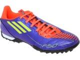 Tênis Masculino Adidas f5 Trx G29029 Roxo/laranja