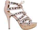 Sandal Boots Feminina Via Marte 11-16407 Pêssego