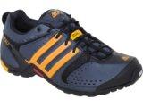 Tênis Masculino Adidas U41844 Mali 10 Preto/laranja