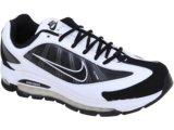 02f43fa4053 Tênis Masculino Nike Air Max 443942-100 Branco preto