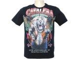 Camiseta Masculina Cavalera Clothing Cavalera 01.01.4846 Preto