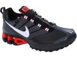 Tênis Masculino Nike Impax 371343-009 Preto/vermelho