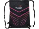Bolsa Masculina Topper 4124594 Preto/rubi