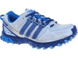 Tênis Unisex Adidas V22728 Kanadia 4m Gelo/azul