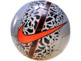 Bola Unisex Nike Sc2736-010 React Cinza/preto/laranja