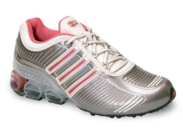 Tênis Feminino Adidas Megabounce 142516 Chumbo/rosa
