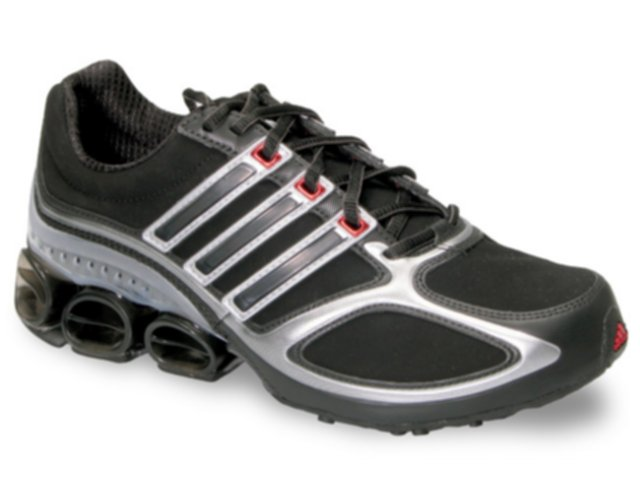 Tênis Masculino Adidas Megabounce Dlx 353071 Preto/cinza
