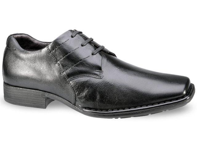 Sapato Masculino Ferracini 4250 Preto