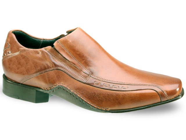 Sapato Masculino Ferracini 3450 Tabaco