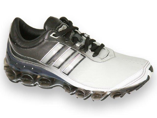 Tênis Masculino Adidas Microbounce G01537 Preto/cinza
