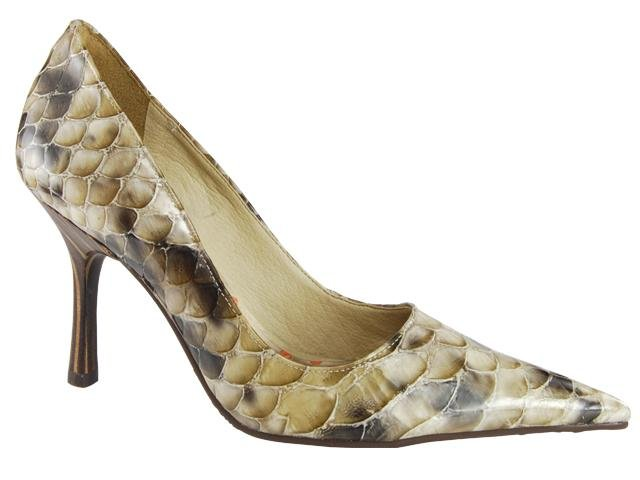 Sapato Feminino Tanara 9404 Avelã Peixe