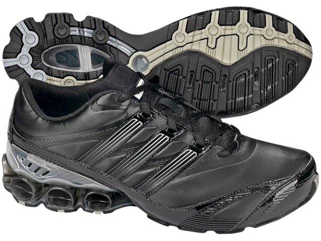 Tênis Feminino Adidas Shikoba G02760 Preto/prata Velha