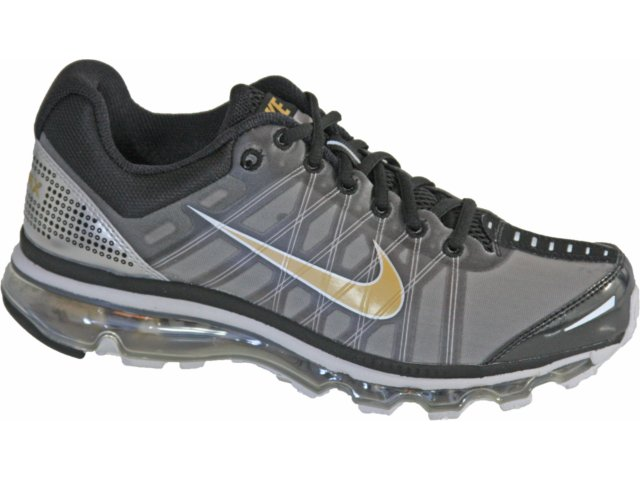 Tênis Masculino Nike 354744-071 Cinza/pto