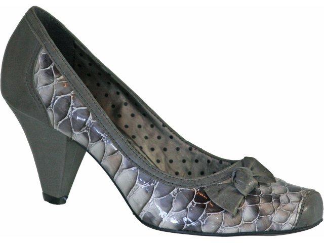 Sapato Feminino Tanara 9342 Cobra