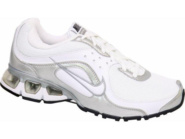 Tênis Feminino Nike Refresh 366373-111 Branco/prata