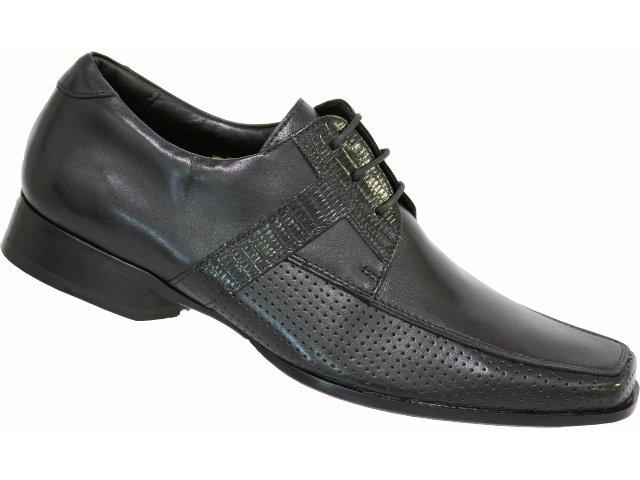 Sapato Masculino Jota pe 3631 Preto