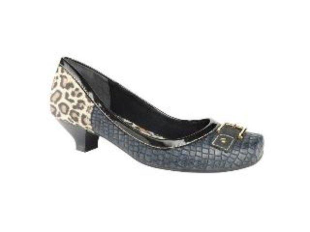 Sapato Feminino Dakota 1263 Preto