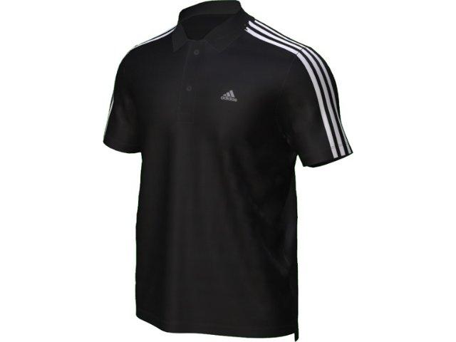 Camiseta Masculina Adidas E18093 Preto