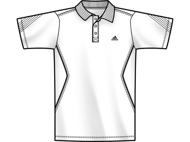 Camiseta Masculina Adidas E80511 Branco