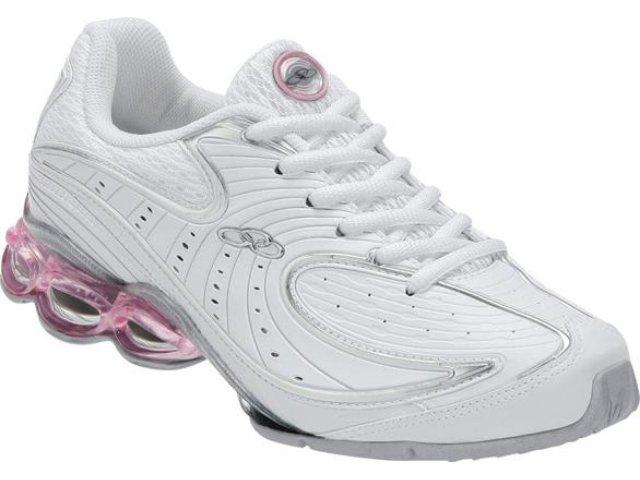 Tênis Feminino Olympikus Topazio 472 Branco/rosa