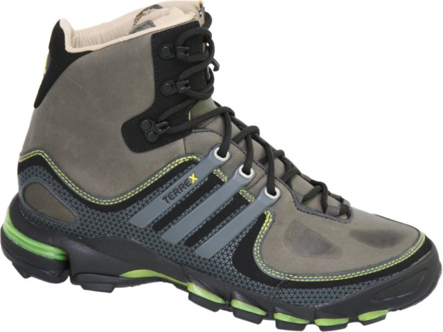 Tênis Masculino Adidas Terrex Mid Lea 037665 Verde Militar
