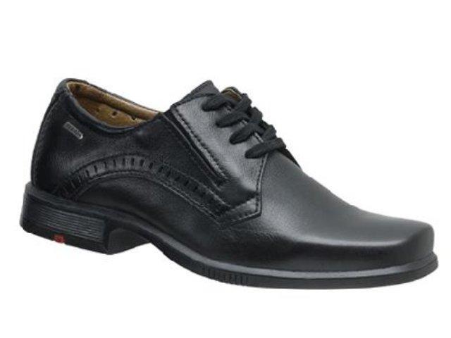 Sapato Masculino Pegada 8805-1 Preto