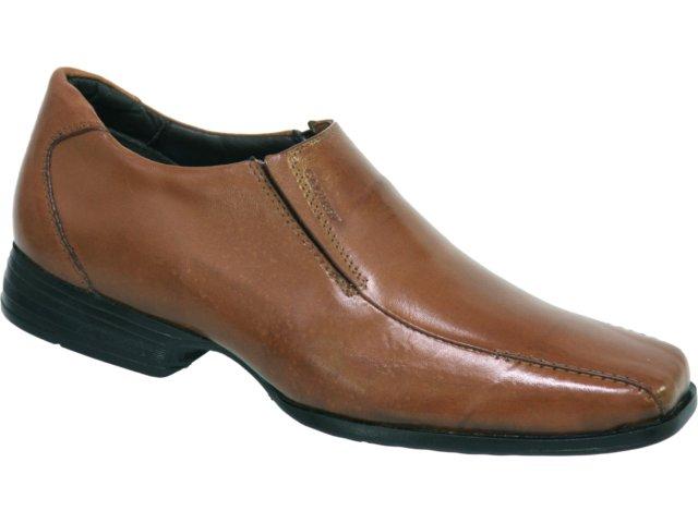 Sapato Masculino Calvest 600c99 Pinhao