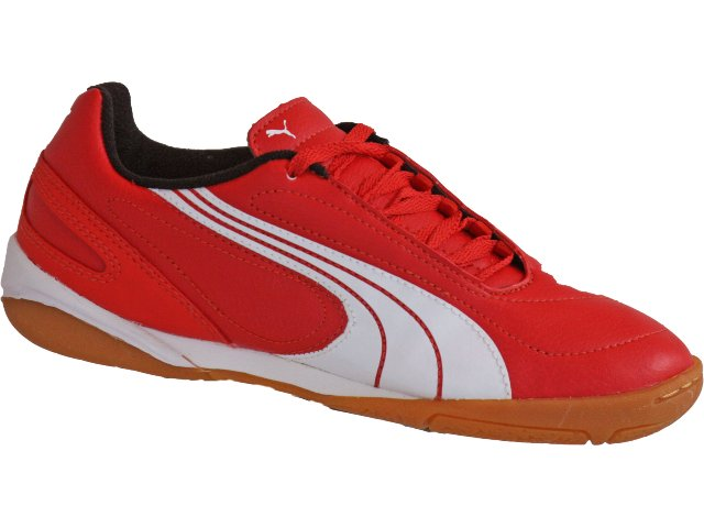 Tênis Masculino Puma 101563 Verm/branco