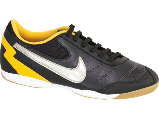 Tênis Masculino Nike 5 T-1fs 349019-001 Preto/amarelo