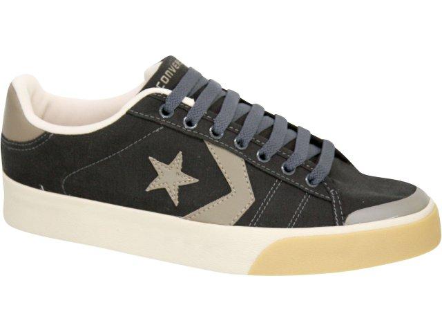 Tênis Masculino All Star 838550 Chumbo/marrom