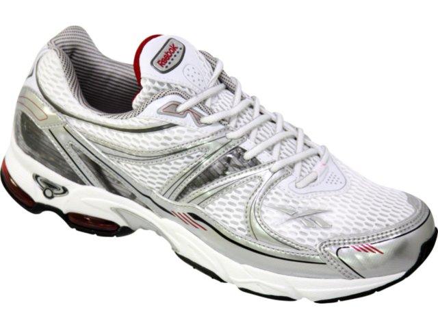 Tênis Masculino Reebok Fast Branco/prata