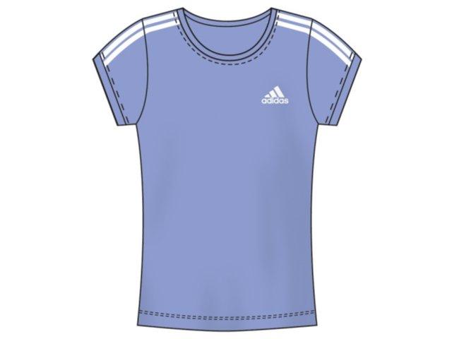 T-shirt Feminino Adidas P14927 Lilas