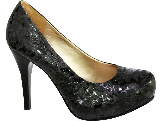 Sapato Feminino Tanara 0611 Preto