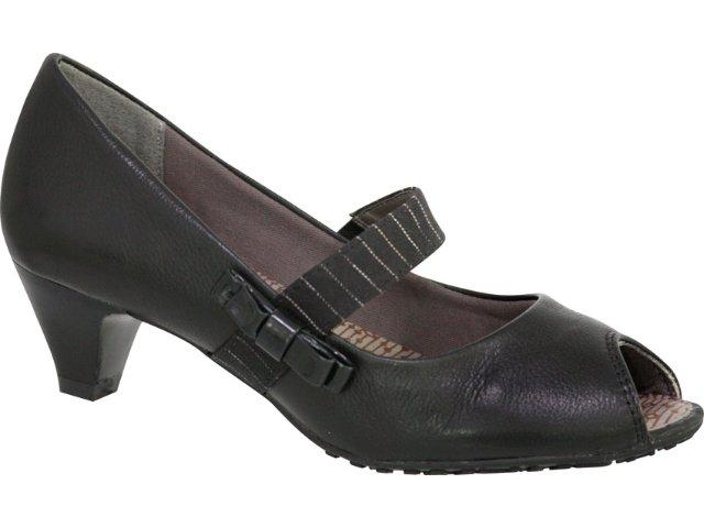 Sapato Feminino Ramarim 912207 Preto
