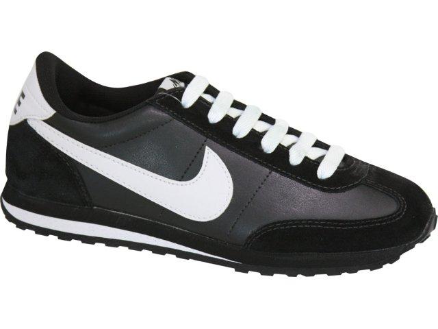 Tênis Masculino Nike Runner 350694-011 Preto/branco